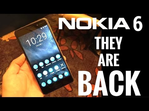 Nokia 6 - The King is BACK