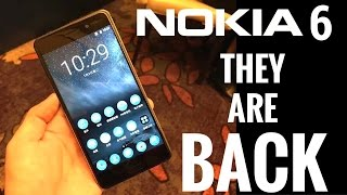 Nokia 6 The King is BACK