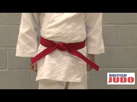 How to get a correctly sized judo suit