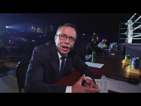 BBFS Strikers Night 2: Javed Hanif vs Mark Alexander