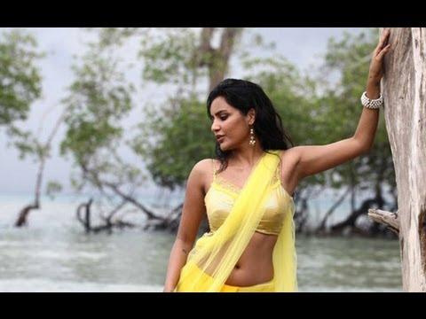 Priya Anand Navel Kiss