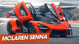 Essai : McLaren Senna, la plus extrême des McLaren !