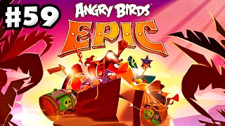 Angry Birds Epic - Gameplay Walkthrough Part 59 - Cure Cavern 5 (iOS, Android)