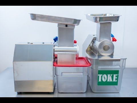 Commercial Cannabis Grinder & Industrial Hemp Shredder