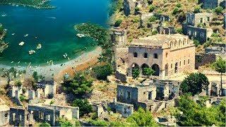 Fethiyenin görülmesi Gereken En Güzel Yerleri │Kayaköy - Karmylassos / Fethiye