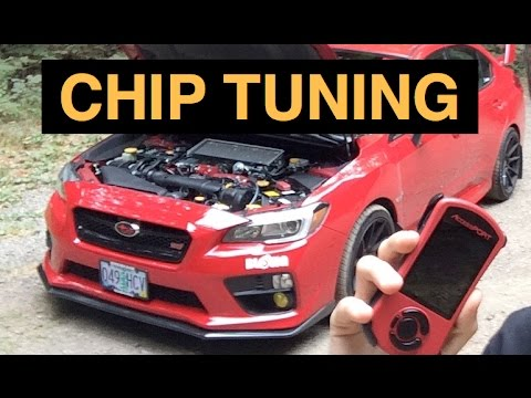 ECU Chip Tune - How To Increase Horsepower
