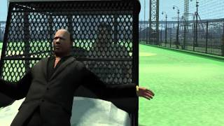 Прохождение GTA IV. Episodes From Liberty City: The Ballad of Gay Tony. Миссия 5. Practice Swing.(, 2015-08-05T08:35:32.000Z)