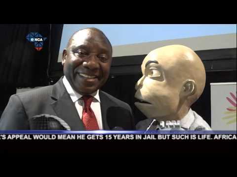 LNN11 EP13 | Chester Missing interviews SA Deputy President Cyril Ramaphosa on racism