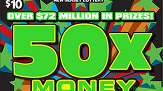 50X The Money Instant Lottery Ticket Winner #5