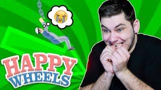 """Happy Wheels #159 - """"NO NIE DA SIĘ!"""""""