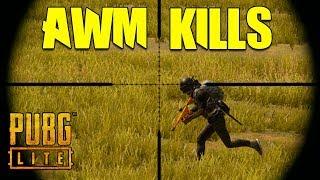 PUBG Lite PC | AWM Sniper High Kill Game | 200 FPS Low Graphics