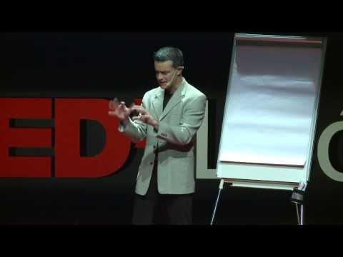 El fracaso, el combustible de tu éxito: Iñigo Sáenz de Urturi at TEDxLeon