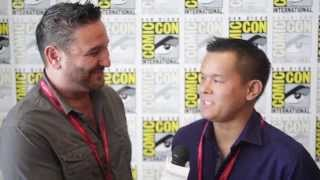 That's My Entertainment Interviews Jay Oliva From Batman Assault On Arkham