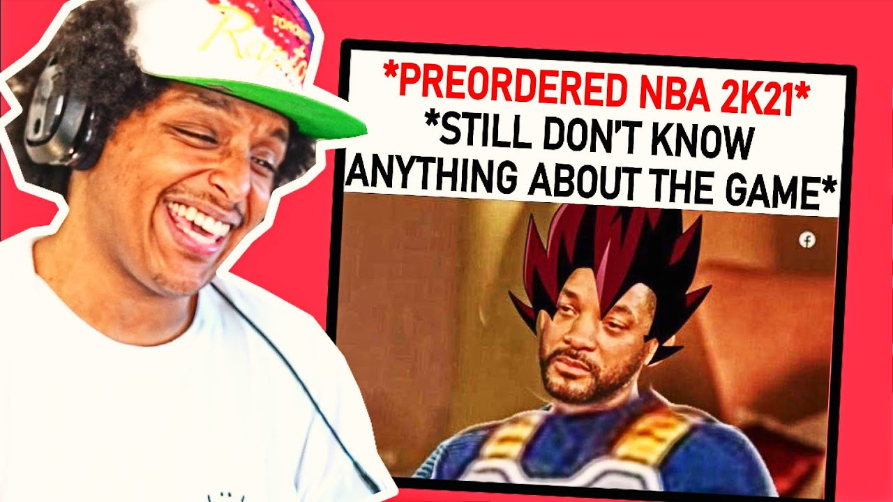 NBA 2K21 PRE-ORDER MEMES EVERY 2K PLAYER CAN RELATE TO