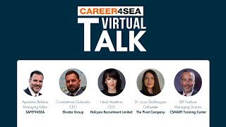 2021 CAREER4SEA Talk - Working in the maritime industry in 2020s: The new trends