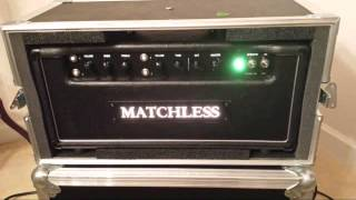 Matchless HC30 Sound Demo