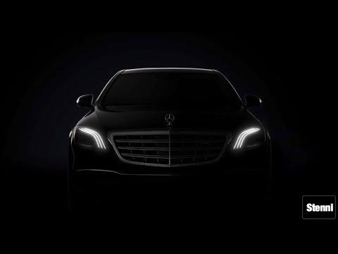 Новый Mercedes S-Class 2018