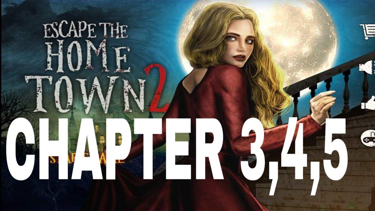 Escape Game Home Town Adventure 2 Walkthrough Youtube