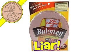 The Game of Baloney - Fibbing Fun For The Whole Family, TDC Games