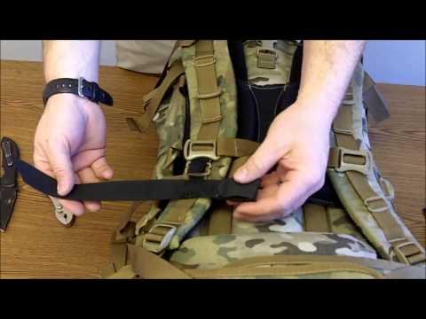 Kifaru GunBearer Installation - Hunting Packs