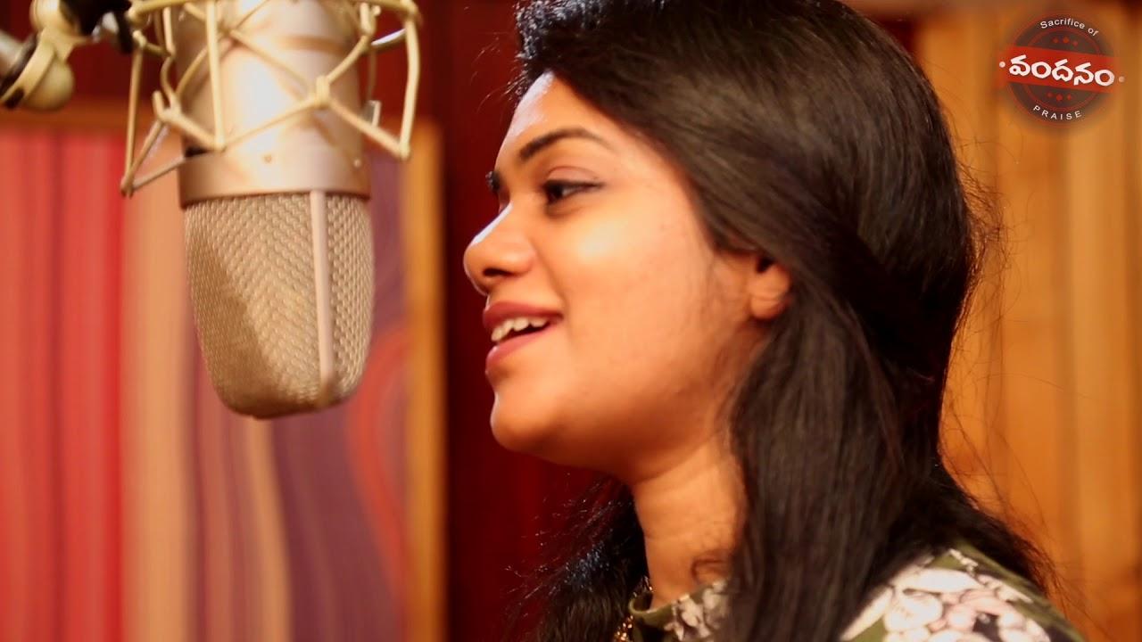 Mahima Ganatha Song Promo   VandanamTheAlbum   Divya David   Prabhu Pammi  