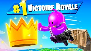 FAIRE TOP 1 FALL GUYS sur FORTNITE !