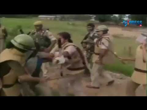 Assam Clashes - 21 Injured near Nagaland border in police and protesters clash