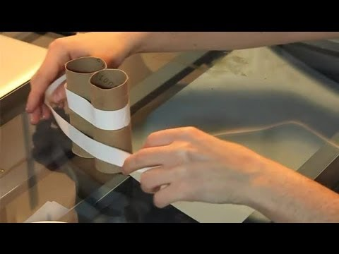 things to make with toilet paper holders paper crafts youtube. Black Bedroom Furniture Sets. Home Design Ideas