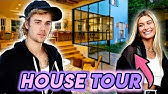 Justin Bieber & Hailey Baldwin | House Tour 2019 | Toluca Lake, Beverly Hills & Canada!