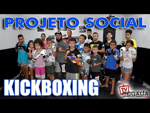 Projeto Social Kickboxing