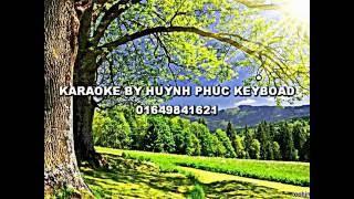 [Karaoke] Về Đâu Mái Tóc Người Thương (Tone Nữ)