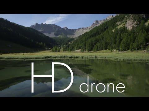 HD drone   Hautes Alpes   Eté 2014