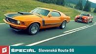 Ford Mustang 5.0 V8 GT a BOSS 302 Mustang 1970 - GARAZ.TV špeciál