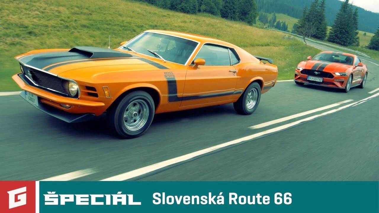 NEW ENG SUBS!!! Ford Mustang 5.0 V8 GT a BOSS 302 Mustang 1970 - GARAZ.TV špeciál - YouTube