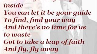 Owl City ft Yuna - Shine Your Way (with lyrics)