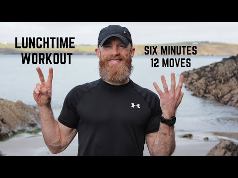 Non Stop Six Minute Lunchtime Workout / Properly Built