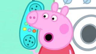 Свинка Пеппа на русском все серии подряд | Свинка Пеппа свист | Мультики