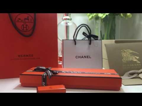 Hermes, Chanel & Burberry | Luxury Brand Gift Ideas Under $100