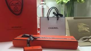 Hermes, Chanel & Burberry   Luxury Brand Gift Ideas Under $100