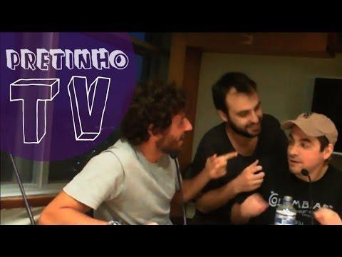 PRETINHO TV - Chat Do Uol, Quadro Novo, Capricho, Capu, Lelê