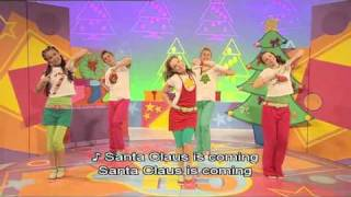 Hi-5 Santa Claus is coming  (2009)