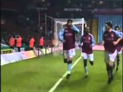 Aston Villa top 5 goals of all time
