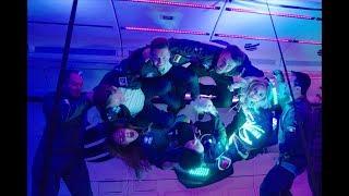 World's first zero-gravity dance party