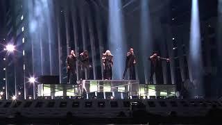 Equinox Bones First Rehearsal Bulgaria Eurovision 2018