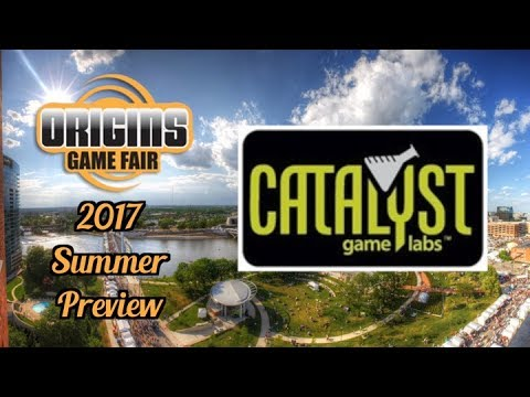 Summer Preview - Catalyst Game Labs (Dragonfire)