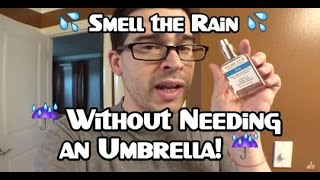 What Does Rain Smell Like? [Demeter Fragrance Library: Rain]
