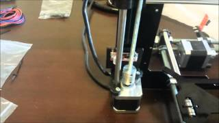 3D Printer - Prusa I3 Assembly Update