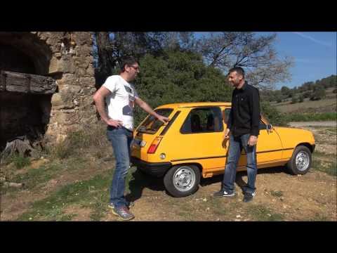 Reportage Renault 5 TS Par Passion Auto Sport Du Var