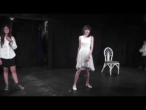 Mon cours de théâtre ! mon espace de liberté !