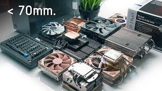 Ultimate Low Profile CPU Coolers ft. Big Shuriken 3